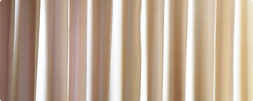 In-situ Curtain Cleaning